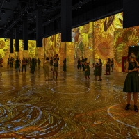Immersive Van Gogh Exhibit To Make Its Mark In The Heart Of Los Angeles & Across Nort Photo