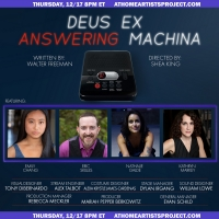 At Home Artists Project Presents DEUS EX ANSWERING MACHINA Photo