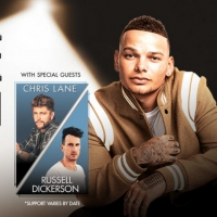 Kane Brown Announces First Worldwide Tour For 2020