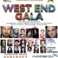 West End Stars Line Up To Support Mayor's Of Croydon's Chosen Charities