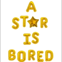 Book Review: A STAR IS BORED, Byron Lane Photo