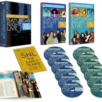SATURDAY NIGHT LIVE: THE EARLY YEARS 12-Disc Set Available Now Photo