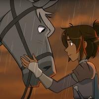 VIDEO: Jessie Mueller Sings 'Rider's Lullaby' on New Netflix Series CENTAURWORLD! Photo