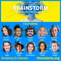 The Coterie and UMKC Theatre Present BRAINSTORM: THE INSIDE LIFE OF THE TEENAGE MIND Photo