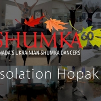 Shumka Presents Isolation Hopak in Honor of International Dance Day Photo