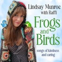 Lindsay Munroe Will Release New Album 'Frogs and Birds' Photo