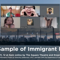 The Square Theatre Presents A Sample Of Immigrant Life Photo