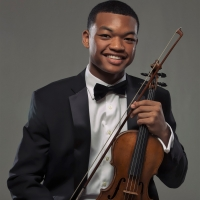 Violinist Randall Goosby to Make Detroit Recital Debut