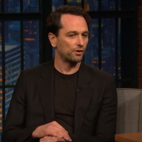 VIDEO: Matthew Rhys Talks Mister Rogers on LATE NIGHT WITH SETH MEYERS Video