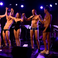 EXCLUSIVE Photo Flash from Michael Kushner:  The Return of THE SKIVVIES (Including Th Photo