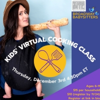 Broadway Babysitters to Join Forces with Katie Lynch of Backstage Bite to Bring a Kids' Vi Photo