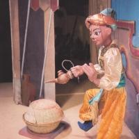 Puppetworks Presents ALADDIN & THE WONDERFUL LAMP Photo