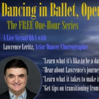 Broadway's Lawrence Leritz Joins ONE HOUR SERIES Photo