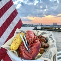 NORTH RIVER LOBSTER COMPANY Returns to the Hudson Photo