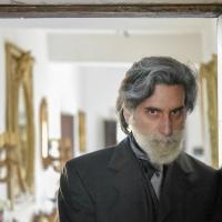 Hershey Felder of 'HERSHEY FELDER AS TCHAIKOWSKI' from Florence, Italy Interview