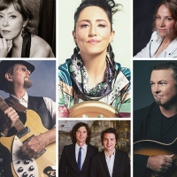 Nine Singer-Songwriters Announced At SOPAC for 2021-2022 Season Photo