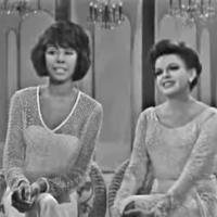 VIDEO: The Late Diahann Carroll Joins Judy Garland For A Medley!