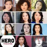 Hero Theatre Announces Full Company Of TEA Photo