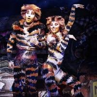 CATS Returns To Ronacher 9/12 Photo