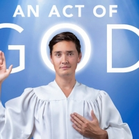 BWW Review: AN ACT OF GOD at Chat Noir - Somewhere In Between Heaven and Earth Photo