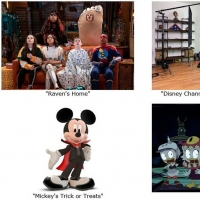 Disney Channel, Disney Junior and Disney XD Will Present Halloween-Themed Programming Photo