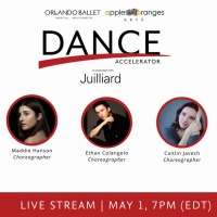 Second Dance Accelerator to be Presented by Orlando Ballet, Apples and Oranges and Juillia Photo