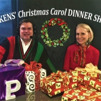 DICKENS CHRISTMAS CAROL DINNER SHOW Announced at The Center for Visual and Performing Photo