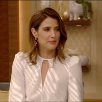 VIDEO: Cobie Smulders Talks About Meeting Taran Killam on LIVE WITH KELLY AND RYAN Video