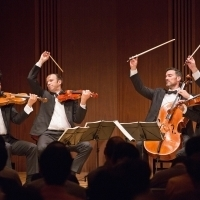 Cape Cod Chamber Music Festival tp Feature 3-Concert Residency of The Miro Quartet Photo