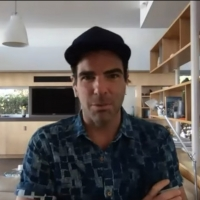 VIDEO: Zachary Quinto Gets a Surprise Message from THE BOYS IN THE BAND Costar Matt B Photo