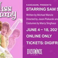 A DAY IN THE LIFE OF MISS SAMMY Premieres at DigiFringe Festival Beginning This Weeke Photo