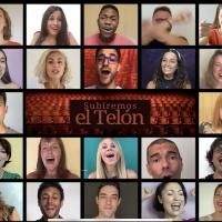 """Más de 45 artistas se unen en SUBIREMOS EL TEL�""""N Photo"""