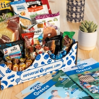 UNIVERSAL YUMS Treat Boxes- A Great Easter Holiday Gift