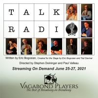 Vagabond Players Presents TALK RADIO Photo