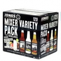 JONES SODA Launches Variety 12-Packs & Special Release Flavors Photo
