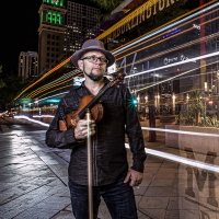 Jeremy Garrett's Innovative Solo Album CIRCLES is Now Available Photo