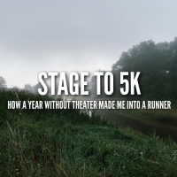 Student Blog: Stage to 5K Photo