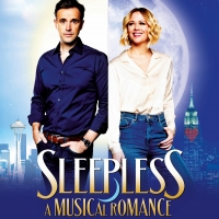 Michael Xavier and Kimberley Walsh Will Lead SLEEPLESS IN SEATTLE Musical at Troubadour Wembley Park Theatre