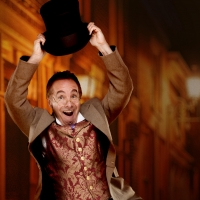 42nd Street Moon's Holiday Musical SCROOGE IN LOVE! Returns Photo