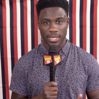 BWW TV Exclusive: The Great Facts of THE GREAT SOCIETY- Marchant Davis on Stokely Carmichael