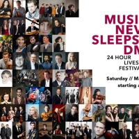 Schedule Announced For Tomorrow's MUSIC NEVER SLEEPS Dresden Music Festival 24-Hour L Photo