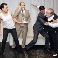 COMEDY OF TENORS Comes to Sutter Street Theatre