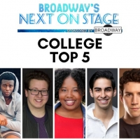 Meet Our NEXT ON STAGE College Top 5! Photo