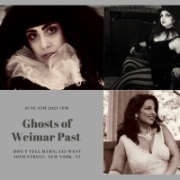 BWW Review: Artemesia Le Fay Brings us a Visitation From GHOSTS OF WEIMAR PAST Photo