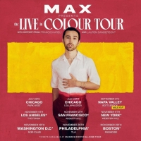 MAX Announces Fall North American Tour & Performs on THE BACHELORETTE