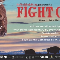 FIGHT ON! Comes to Infinithéâtre
