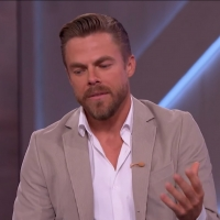 VIDEO: Derek Hough Has Dancing Tips for Tyra Banks on THE KELLY CLARKSON SHOW Photo