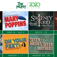 Muny Announces 2020 Season Featuring ON YOUR FEET, MARY POPPINS, SWEENEY TODD & More! Photo
