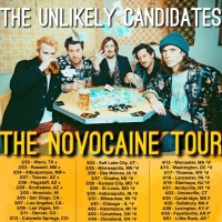 The Unlikely Candidates' 'Novocaine' Hits #5 on Alternative Radio Chart