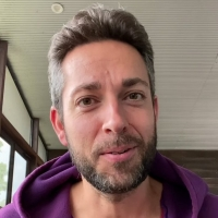 VIDEO: Zachary Levi Reflects on Working on SHE LOVES ME as Part of Roundabout's Off-Script Series